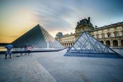 Luftventilmuseum i Paris, Frankrike Arkivbild
