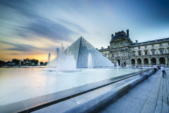 Luftventilmuseum i Paris, Frankrike Royaltyfria Bilder
