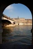 Luftventilmuseum, Paris Royaltyfri Bild
