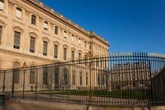 Luftventilmuseum, Paris Arkivfoto