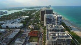 Luftvideo von Bal Harbour Florida
