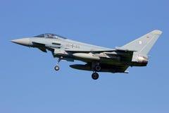 Luftwaffe Eurofighter Royalty Free Stock Photos