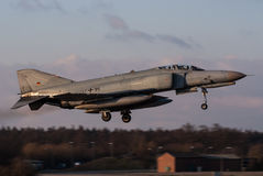 Luftwaffe F-4 Phantom Stockfotografie