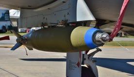 Luftwaffe Mark-82 500 Pfund Bombe Lizenzfreie Stockfotos