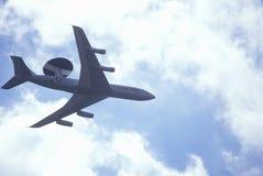 Luftwaffe spritzt Fliegen in Bildung in Washington, D C stockfotos