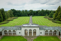 Luftwaffen Erinnerungs-Runnymede England Stockbild