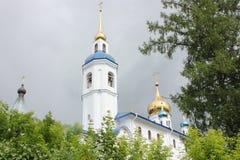 Luga, τον Ιούλιο του 2014 της Ρωσίας -03: Cheremenetsky John το μοναστήρι θεολόγων Στοκ φωτογραφίες με δικαίωμα ελεύθερης χρήσης