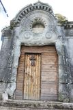 Luga, τον Ιούλιο του 2014 της Ρωσίας -03: Cheremenetsky John crypt μοναστηριών θεολόγων Στοκ Εικόνες