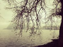 Lugano Photo stock