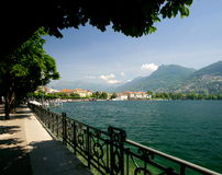 Lugano Stock Photography