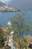 Lugano Stockbilder