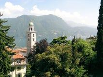 Lugano, Italy Fotos de Stock