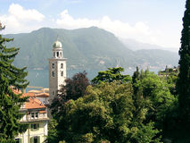 Lugano, Italy Stock Photos