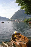 Lugano Royalty Free Stock Photos
