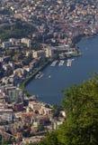 Lugano, Suisse Images libres de droits