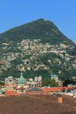 Lugano, Switzerland Royalty Free Stock Photo