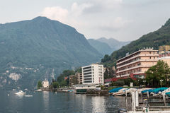 Lugano Switzerland Royalty Free Stock Photos