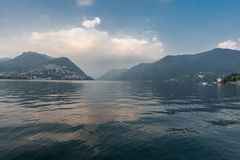 Lugano Switzerland Stock Photos
