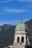 Lugano Tower Royalty Free Stock Images