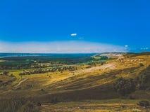 Luganskgebied Stock Foto