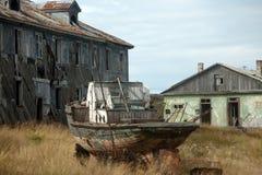 Lugar abandonado fotografia de stock