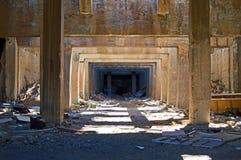 Lugar abandonado Fotos de archivo libres de regalías