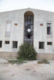 Lugar abandonado imagem de stock