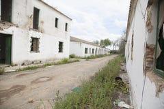 Lugar abandonado fotos de stock