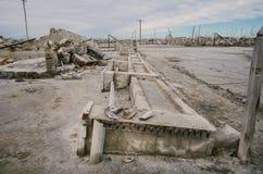 Lugar abandonado em Buenos Aires Imagens de Stock Royalty Free