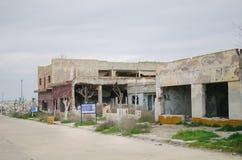 Lugar abandonado em Buenos Aires Imagem de Stock