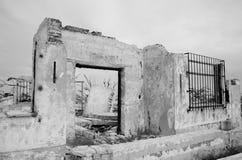 Lugar abandonado em Buenos Aires Foto de Stock Royalty Free