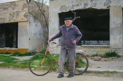 Lugar abandonado en Buenos Aires Imagenes de archivo