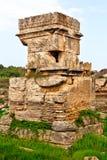 Lugar antiguo Amrit de Siria - de Tartus Fotos de archivo
