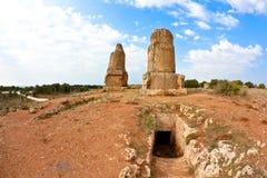 Lugar antiguo Amrit de Siria - de Tartus Imagen de archivo