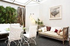 Lugar confortável Foto de Stock Royalty Free