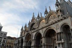 Lugar da marca de Saint em Veneza Imagem de Stock