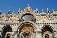 Lugar da marca de Saint em Veneza Fotografia de Stock Royalty Free
