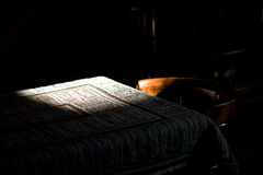 Lugar da meditação Imagem de Stock