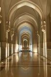 Lugar da sultão no Muscat, Oman Fotografia de Stock Royalty Free
