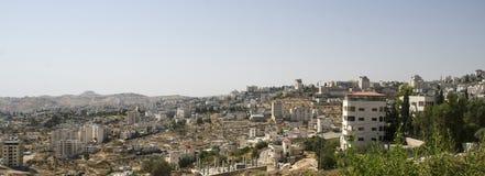 Lugar de Bethlehem - de Jesus Christ de nascimento Fotografia de Stock