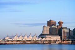 Lugar de Canadá Foto de Stock