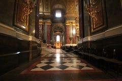 Lugar de culto de Budapest Fotografia de Stock