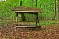 Lugar de descanso de la madre naturaleza Foto de archivo libre de regalías