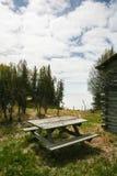 Lugar de descanso en naturaleza Foto de archivo libre de regalías