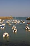 Lugar de estacionamento dos barcos Imagem de Stock Royalty Free