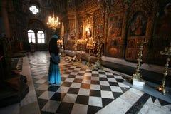 Lugar de la adoración Imagen de archivo
