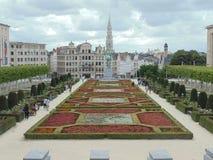 Lugar de la Albertina, Bélgica foto de archivo libre de regalías
