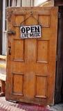 Lugar de la música Fotos de archivo libres de regalías