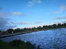 Lugar de la pesca Foto de archivo libre de regalías