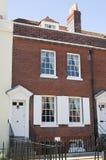 Lugar de nacimiento de Charles Dickens, Portsmouth Fotos de archivo libres de regalías